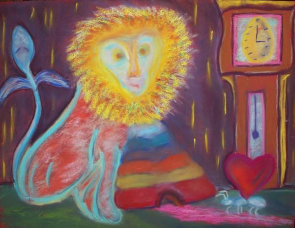 Lion Amongst Us
